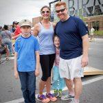 Ashley Ross & family